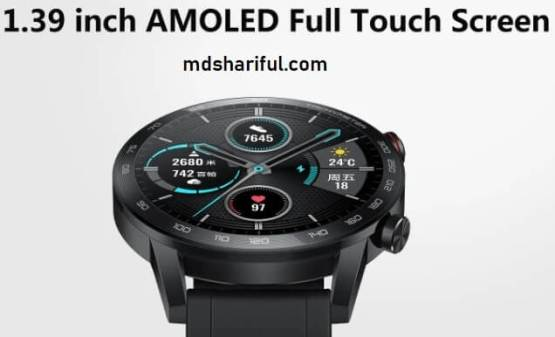 Honor MagicWatch 2 disply