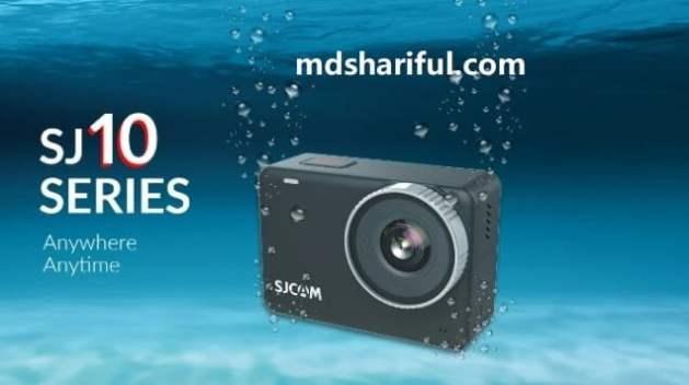 SJCAM SJ10 Pro 4K Action Camera