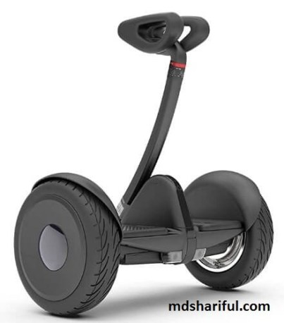 Segway Ninebot S features