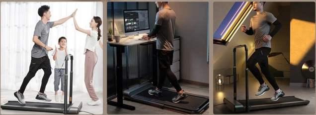 WalkingPad R1 design