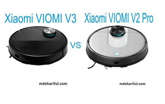 Xiaomi viomi v3 vs v2 pro