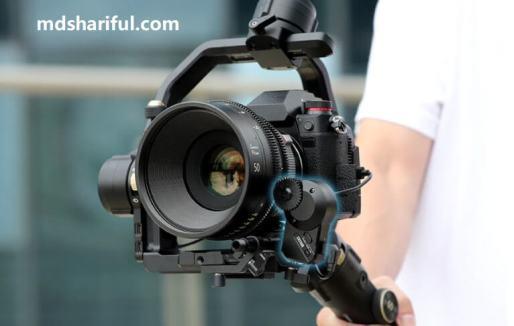 Zhiyun Crane 2S Review features 1