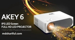 AUN AKEY6 Projector