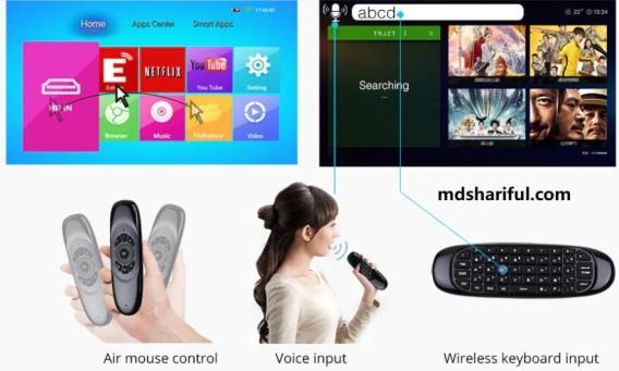 BYINTEK R19 2K Smart Projector more features
