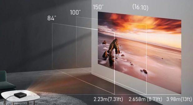 BYINTEK U30 Pro feature