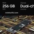 Chuwi HeroBook Plus hardware