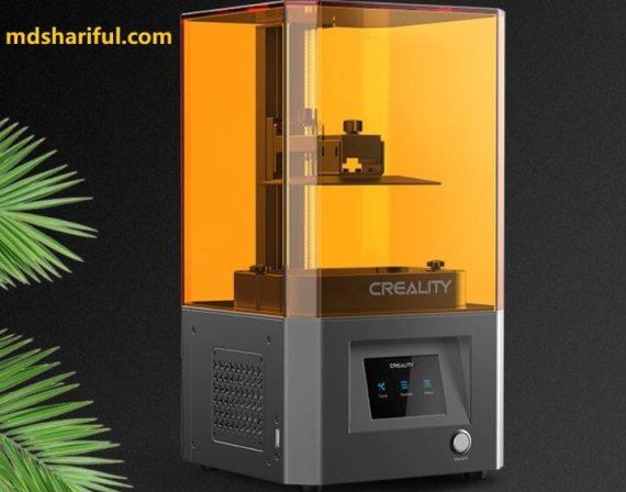 Creality LD-002R design