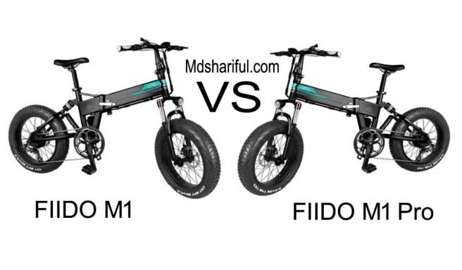 FIIDO M1 vs M1 Pro