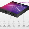 H10 Max Plus Smart TV Box featues