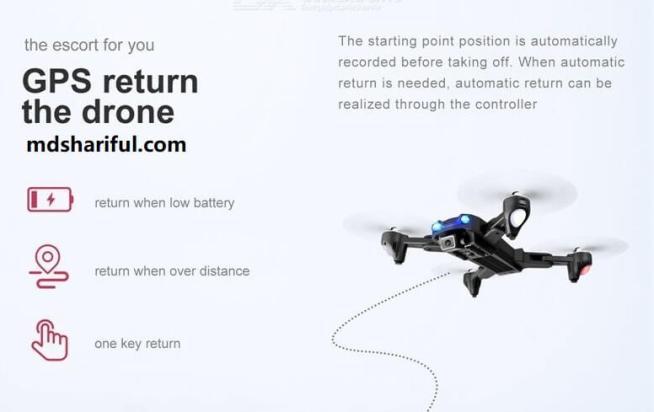 LSRC LS-25 Drone performance