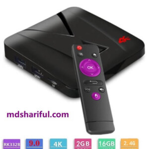 MX10 Mini Smart TV Box