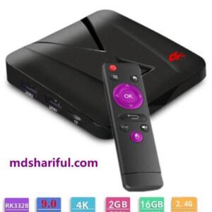 MX10 Mini Smart TV Box