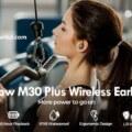 Mpow M30 Plus design