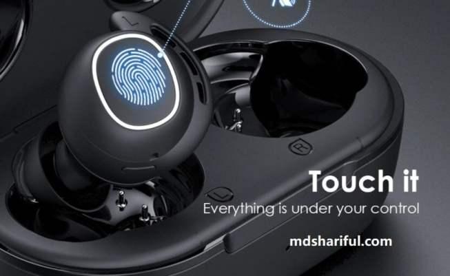 Mpow M30 review control
