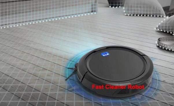 QQ9 Robot Vacuum Cleaner Design2