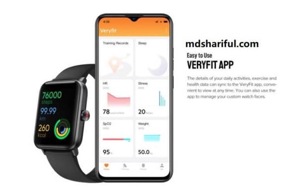 Ulefone Watch Pro Smartwatch app