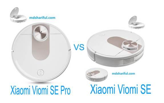 Viomi SE Pro vs Viomi SE