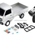 WPL D12 RC Truck design