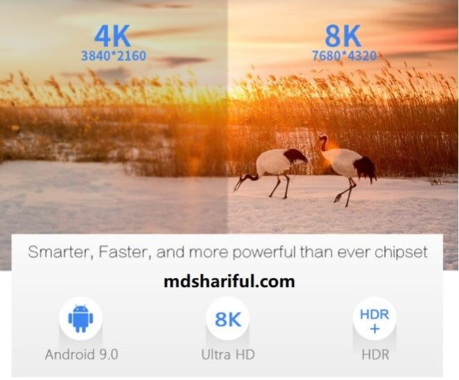 X96 MAX Plus features 1