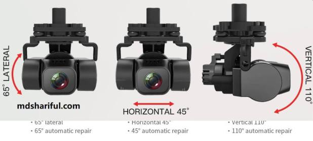 ZLL SG908 camera features