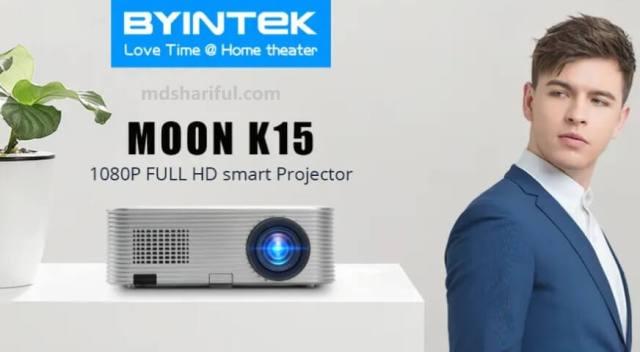 Byintek K15 design