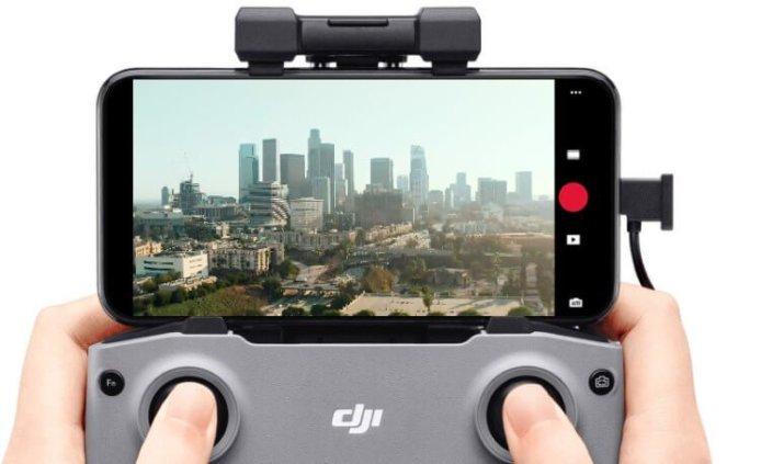 DJI Mini 2 feature