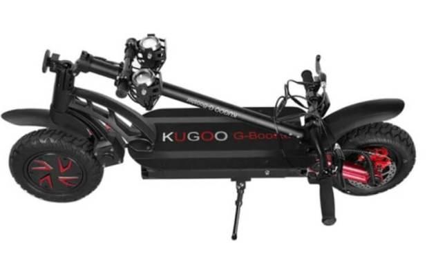 Kugoo G-Booster design