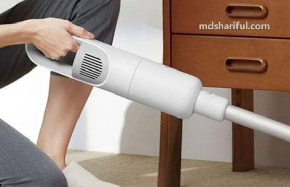 Mijia Wireless Vacuum Cleaner Lite design