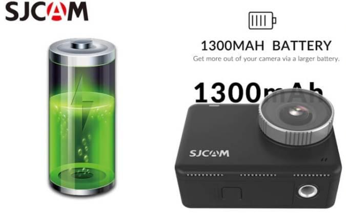 SJCAM SJ10X feature
