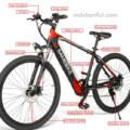 Samebike SH26 features
