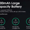 Xiaomi Mijia K10 battery performance