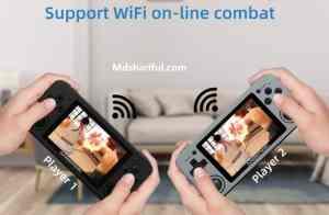 ANBERNIC RG351M Review wifi