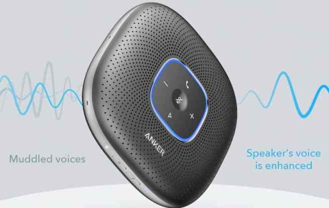 Anker PowerConf feature