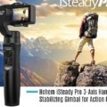 Hohem iSteady Pro 3 carema
