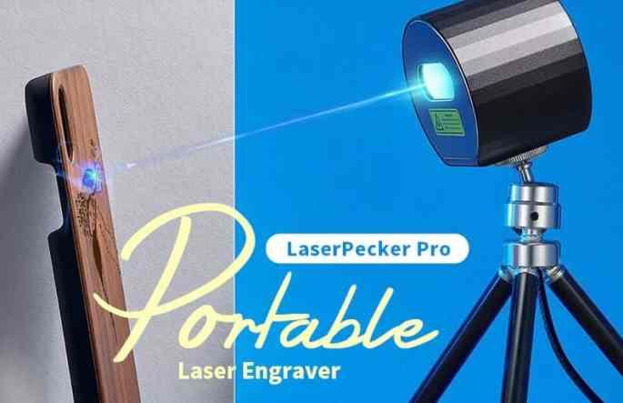 LaserPecker Pro design
