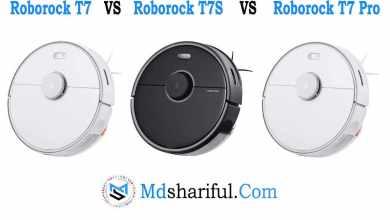 Roborock T7 vs T7S vs T7 Pro