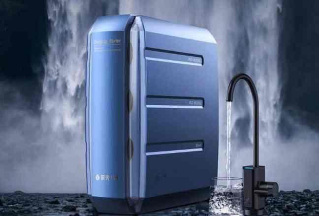 Viomi MR1223 Internet Water Purifier design