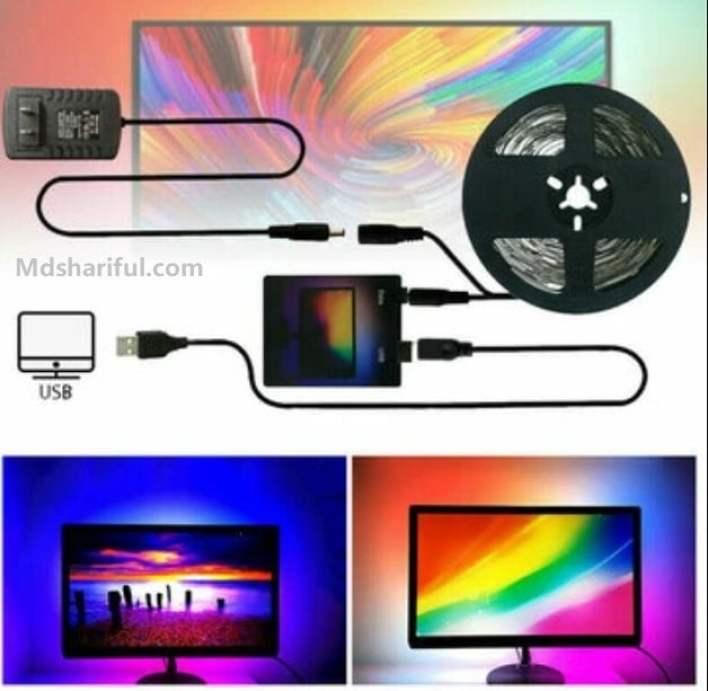 WiFi LED TV Backlight design