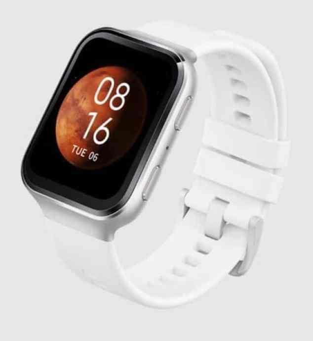 70mai Saphir Watch