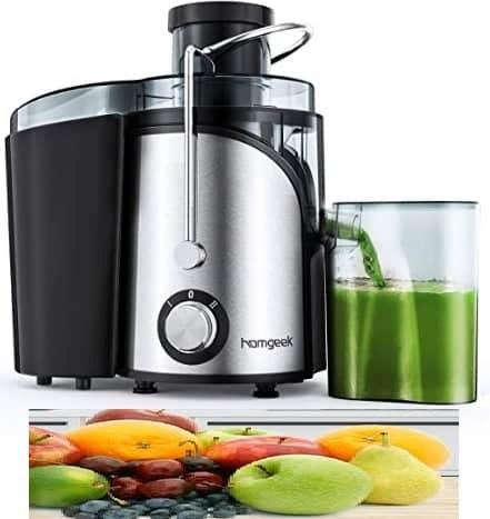 Homgeek Juicer Machine