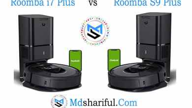 Roomba i7 Plus vs s9 Plus