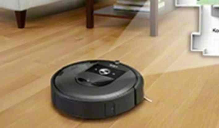 Roomba i7+ Robot Vacuum design