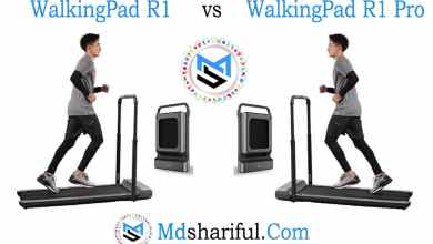 Walkingpad R1 vs R1 Pro