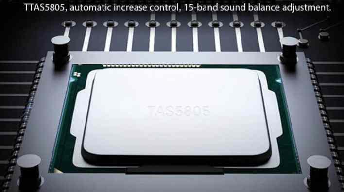 Xiaoai smart Speaker Pro feature