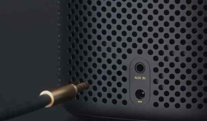 Xiaoai smart Speaker Pro feature2