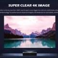 Fengmi C2 4K Projector design