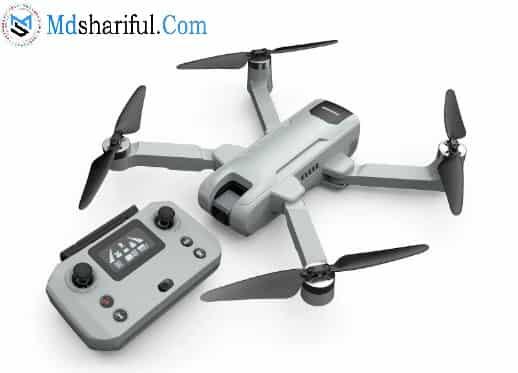 MJX V6 Foldable drone
