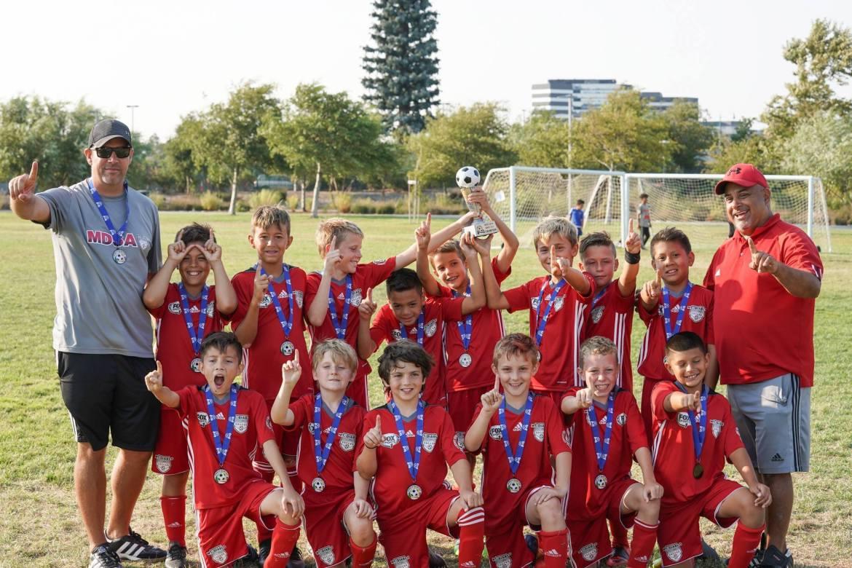 MDSA Soccer Legends 07B