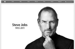 Steve Jobs DEP 06-10-11