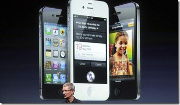 iPhone 4S Presentación